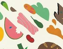 Editorial Illustrations 2012