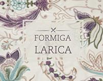 Branding · Formiga Larica