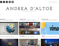 Blog [http://andreadaltoe.blogspot.it/]