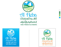 Al Heba Logo Design Ideas