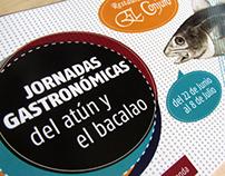 Jornadas Gast. del atún y el bacalao · Rest. El Conjuro
