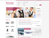 FERBER - Catering Equipment Rental