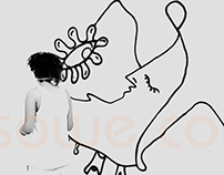 SHANTELL MARTIN Continuous Line