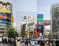 Tokyo Panoramics