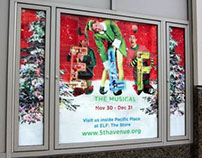 Window Advertising Seattle