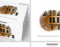 """Amaretti"" pack design"