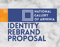 Rebranding Proposal for National Gallery of Armenia