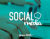 Social Media   Grupo AMA