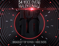 Broadcast Top 10 Pack | Voice Overs, After Effects