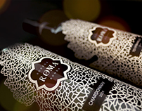 Wine Branding - Bodega Roma