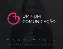 Um+Um Comunicação (Brand)