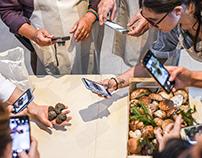 Cooking Class: tajarin al tartufo relais San Maurizio