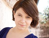 Headshots - actress Brunna Rae