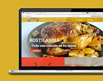 ROSTILANDIA (Sitio web)
