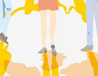 Illustration / Guia d'aplecs de sardanes