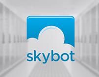 Skybot logotype