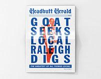 GOAT Local Newspaper
