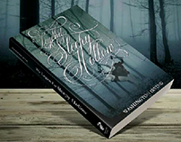 Sleepy Hollow book cover and type