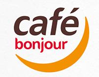 TOTAL Cafe Bonjour