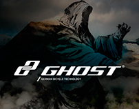 Ghost bikes branded video and site
