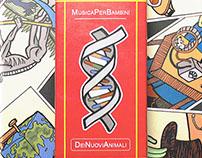 MxB - DNA