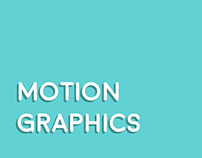 Motion Graphics Vol. 1