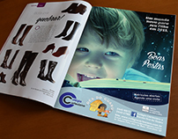 Revista - Anúncios Colégio