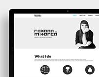 Roxana Mitarca identity