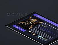 Movies online service