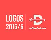 Logos reDiseñadores 2015/6
