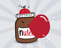 #NutellaAmbContest | GIF set