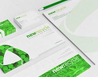 New Recycle - Identidade Visual