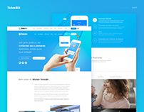 TelexBit - Redesign