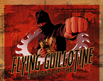 Legend of the - Flying Guillotine (cd Cover)
