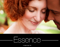 ESSENCE the Movie (Branding, Website + Packaging)