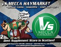 VS Mecca  Promo Campaign