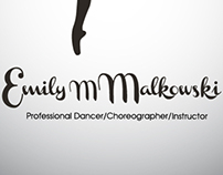 Logo for Dance instructor
