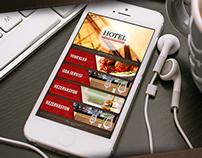 Hotel iPhone App