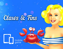 Claws & Fins | mobile game