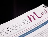 Nyugat Most Magazine