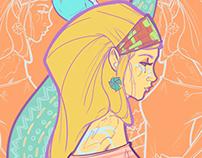 Hippie Colours!