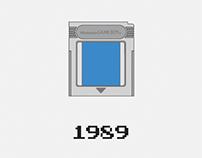 1989 - GAME BOY tribute