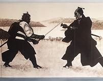Fenrir - Samurai