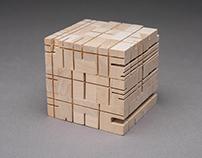 3*3*3 Cube Design