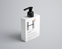 HelenHausman Cosmetics - Branding & Packaging