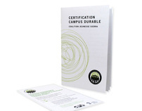 Brochure Certification Campus durable