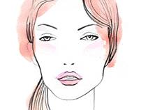 Beauty Illustrations
