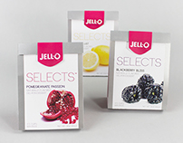 Jello Selects Rebrand