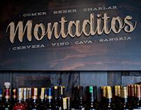 MONTADITOS / Diseño interior