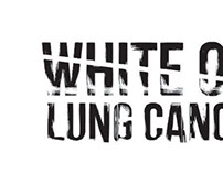 White Out Lung Cancer